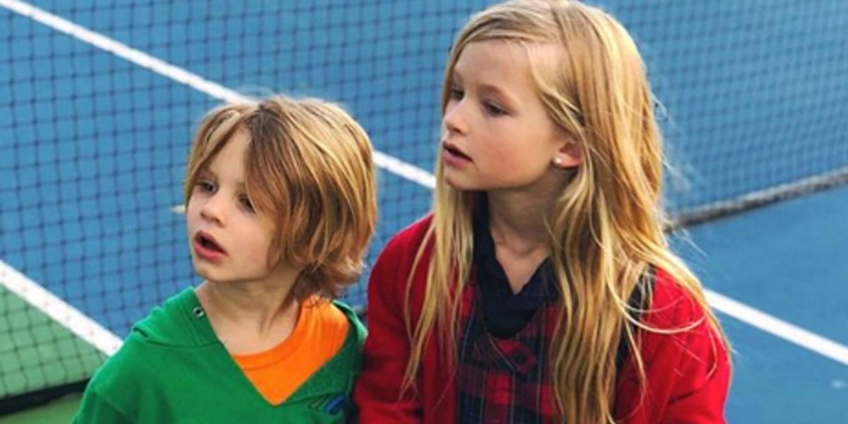 Fofíssimos, filhos de Jessica Simpson encantam as redes sociais