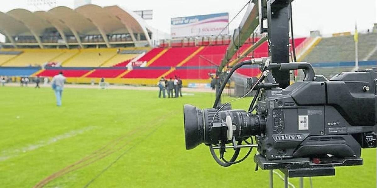 FEF declaró desierto el concurso para la cesión de derechos de Televisión