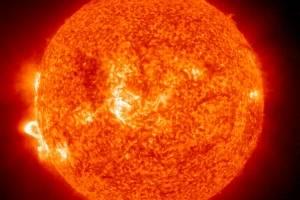 Tempestade solar pode atingir planeta Terra ainda hoje