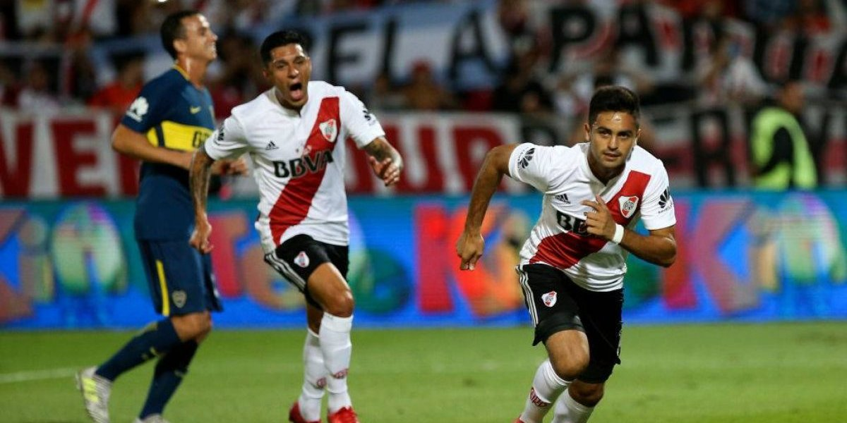 Con un Armani de lujo y un ataque efectivo, River le ganó a Boca y conquistó la Supercopa argentina