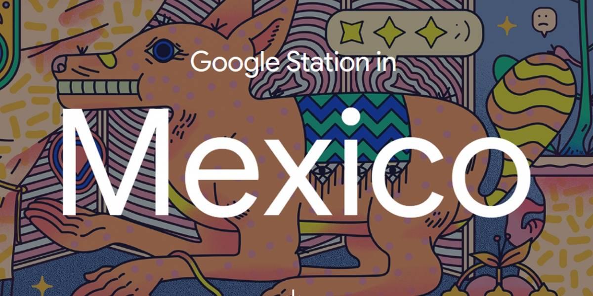 Google Station México: internet rápido, seguro y gratis para todos