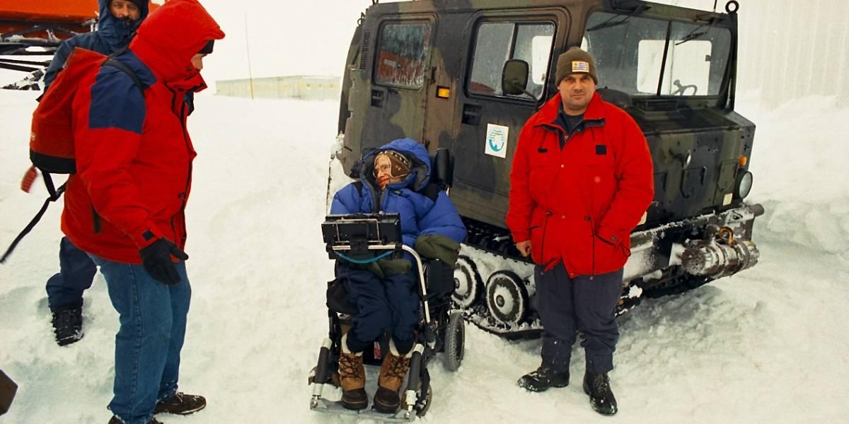"""""""La experiencia más emocionante de mi carrera"""": el inquebrantable vínculo de Stephen Hawking con Chile"""