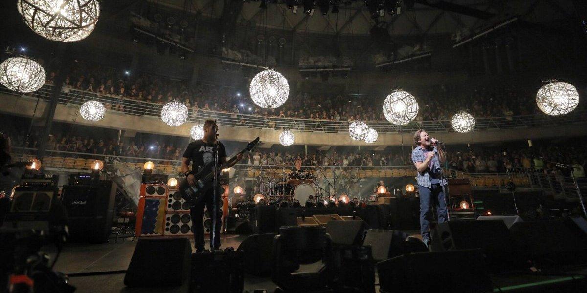 Pearl Jam en Chile: como en casa