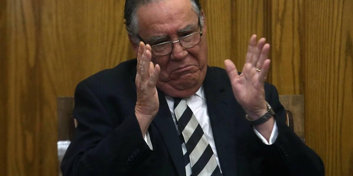 """La acusación de Jaime Campos que salpica a Bachelet: """"Recibí instrucciones superiores"""" para designar notario a ex fiscal de Caval"""