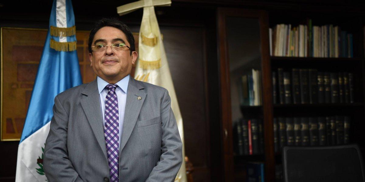 CC otorga amparo a favor de Jordán Rodas que deja en suspenso citación en el Congreso