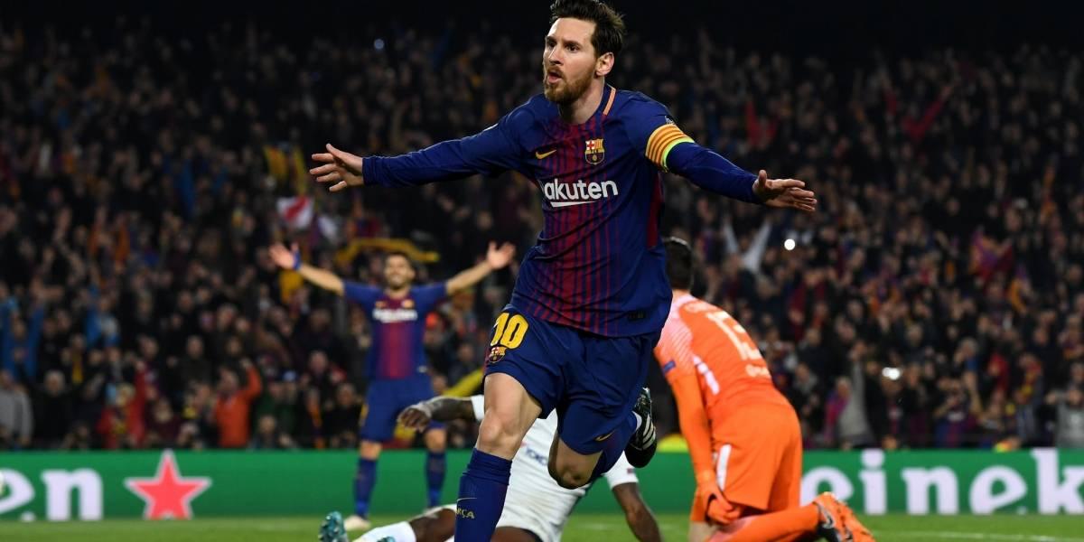 VIDEO: Messi anotó el gol 100 y fue el más rápido de su carrera