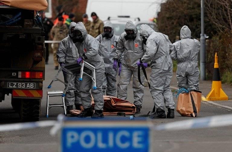 Envenenamiento de ex espía ruso en el Reino Unido