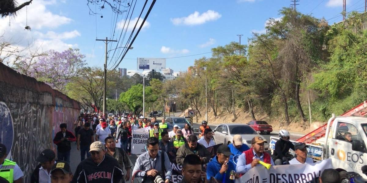 Minera San Rafael denuncia el secuestro y agresiones contra contratistas