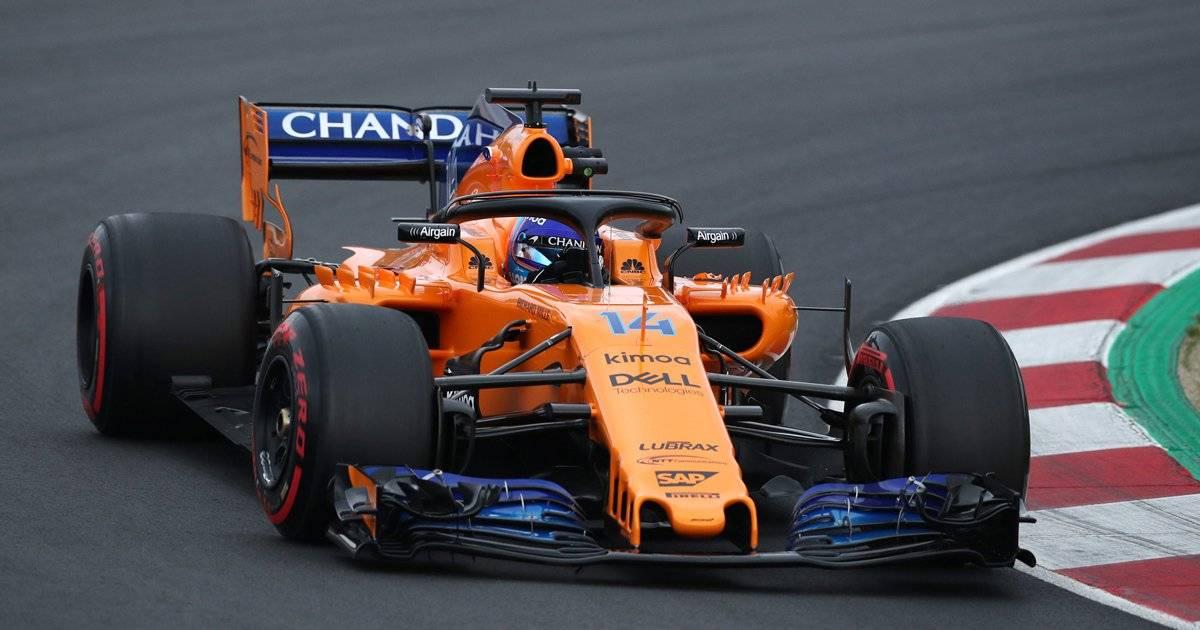 Fernando Alonso McLaren