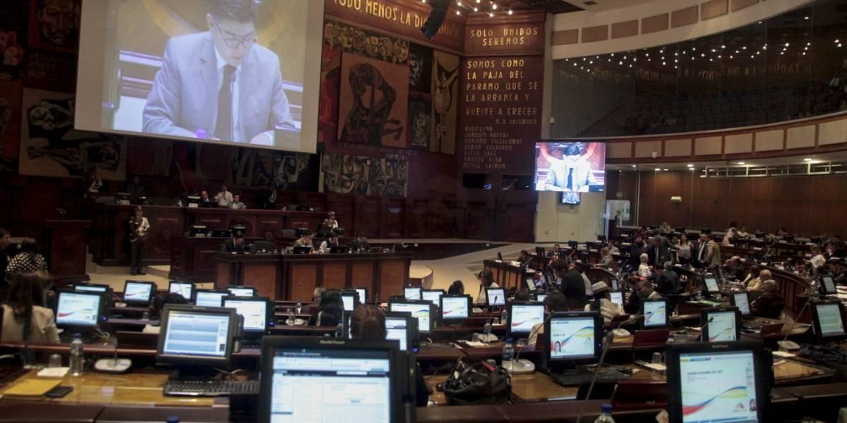 La Asamblea Nacional elige hoy reemplazo de José Serrano