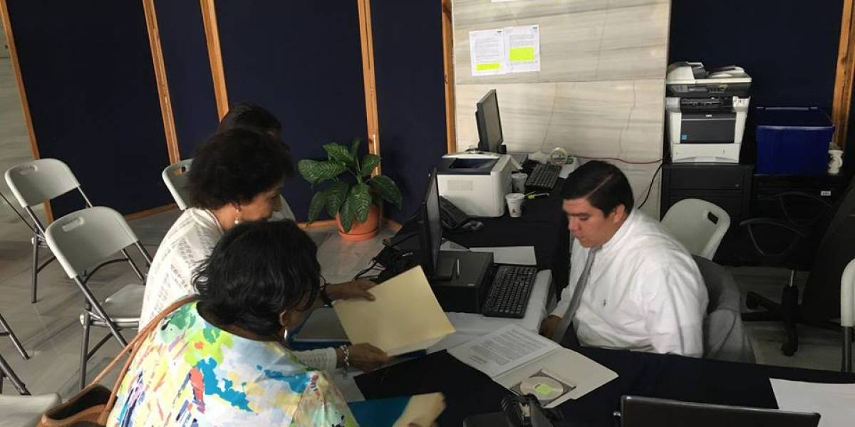 En segundo día de recepción de tachas, cuatro aspirantes a fiscal general han sido señalados