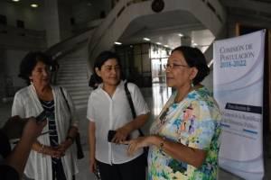 Movimiento Projusticia presenta tachas contra aspirantes a fiscal