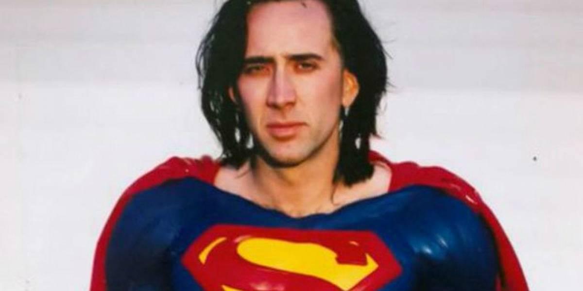 Nicolas Cage como Superman? Ator vai dublar o herói da DC em filme animado