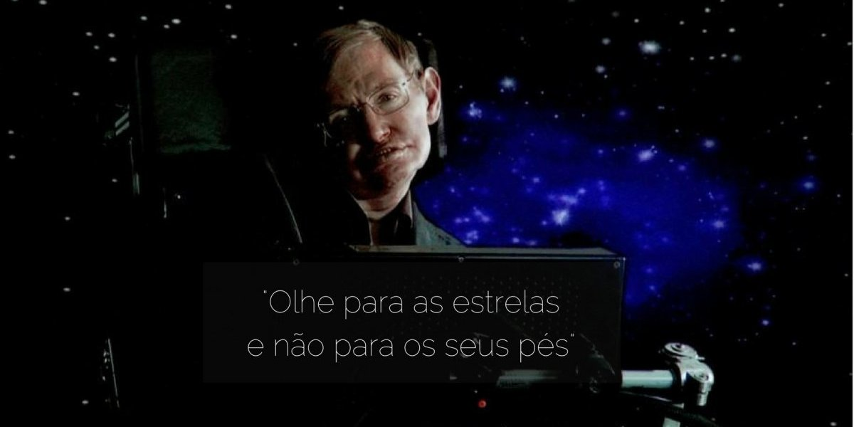 Relembre as frases mais impactantes de Stephen Hawking