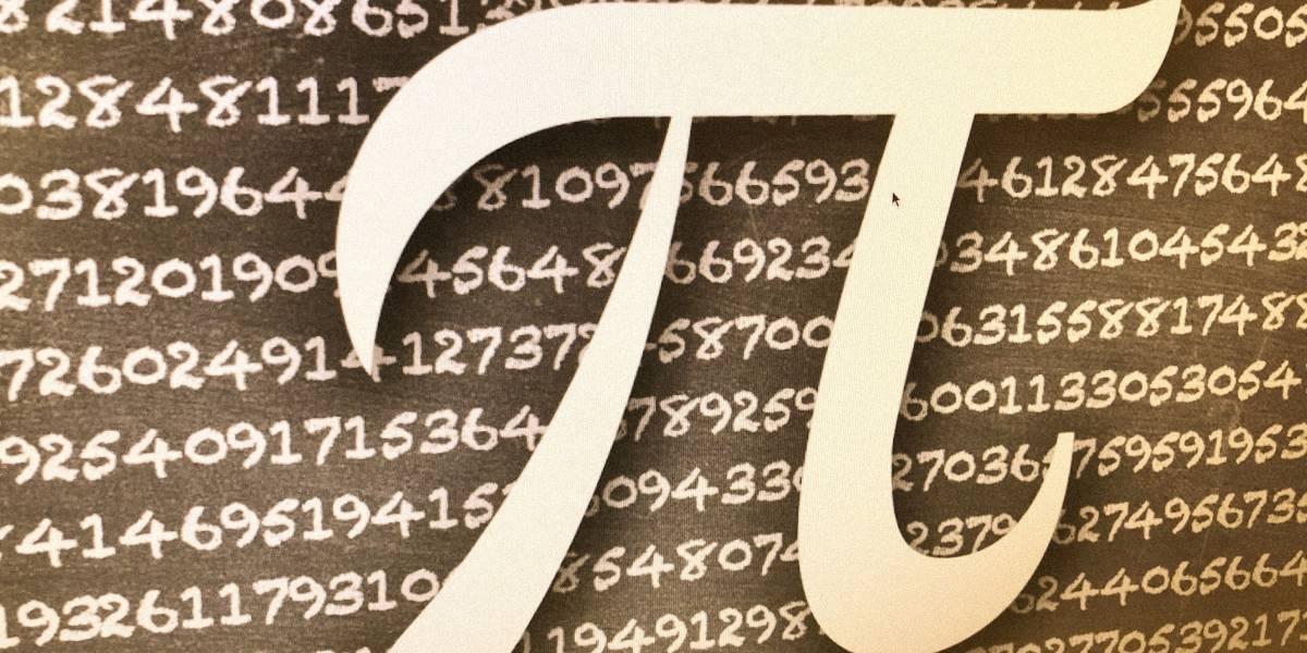 Hoy 14 de marzo se celebra el Día de Pi