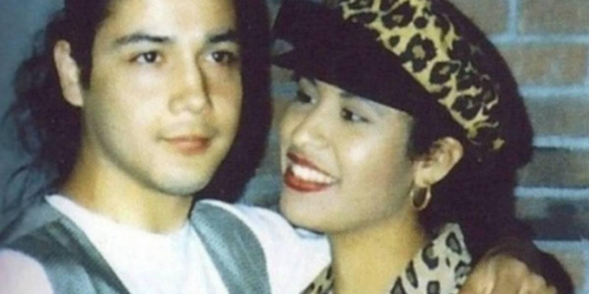 Fotos inéditas de Selena Quintanilla y Chris Pérez, en la boda de su hermana