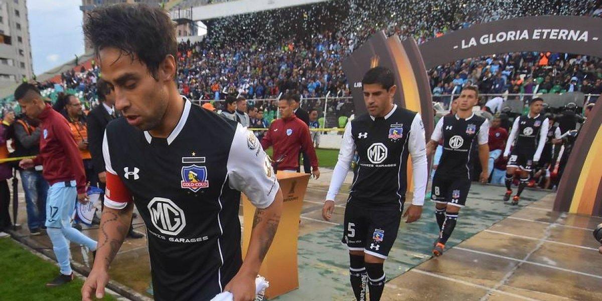 Uno a uno de Colo Colo: Rivero puso el gol y la defensa estuvo a la altura en La Paz