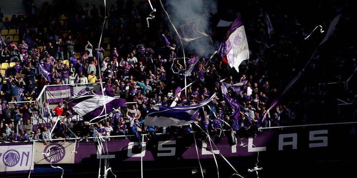 Vuelve el color lila: Deportes Concepción resolvió sus problemas y jugará en Tercera B