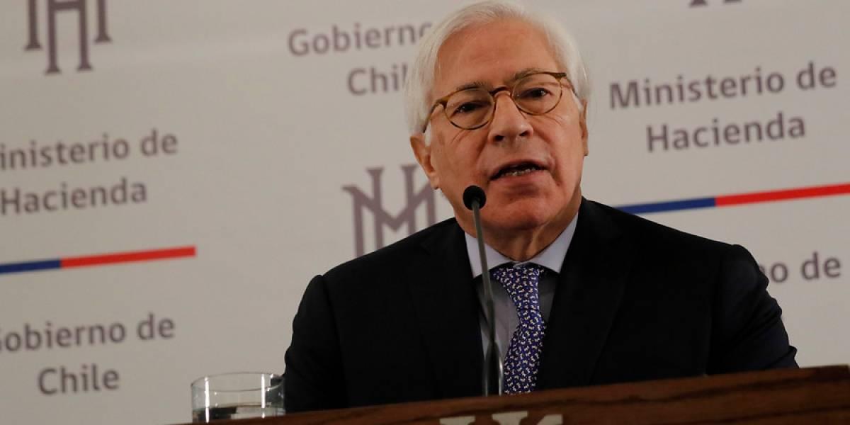 """""""Chicago boy"""" es nuevo presidente de la Comisión para el Mercado Financiero"""