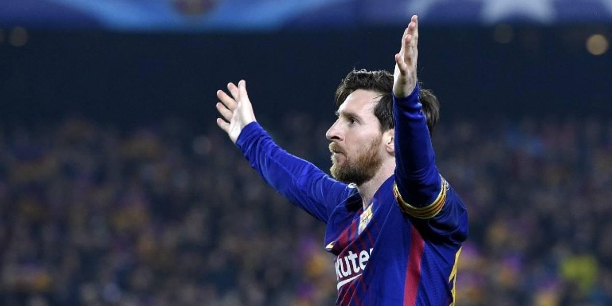 Messi sentencia al Chelsea y mete al Barça a la siguiente ronda