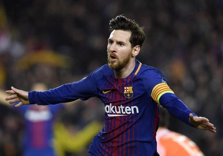 Gol de Messi contra el Chelsea