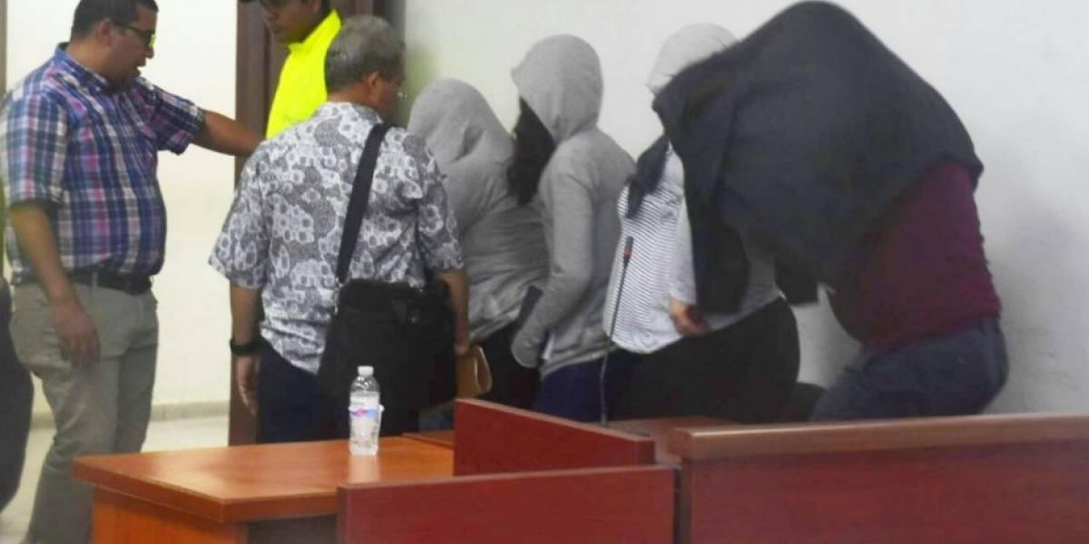 Denuncian a juez por presuntamente obstruir el trabajo de la prensa en caso de Aida Merlano