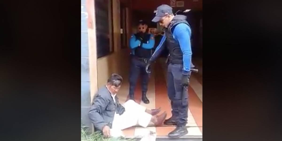 Video de supuesta agresión de Policía Municipal se hace viral