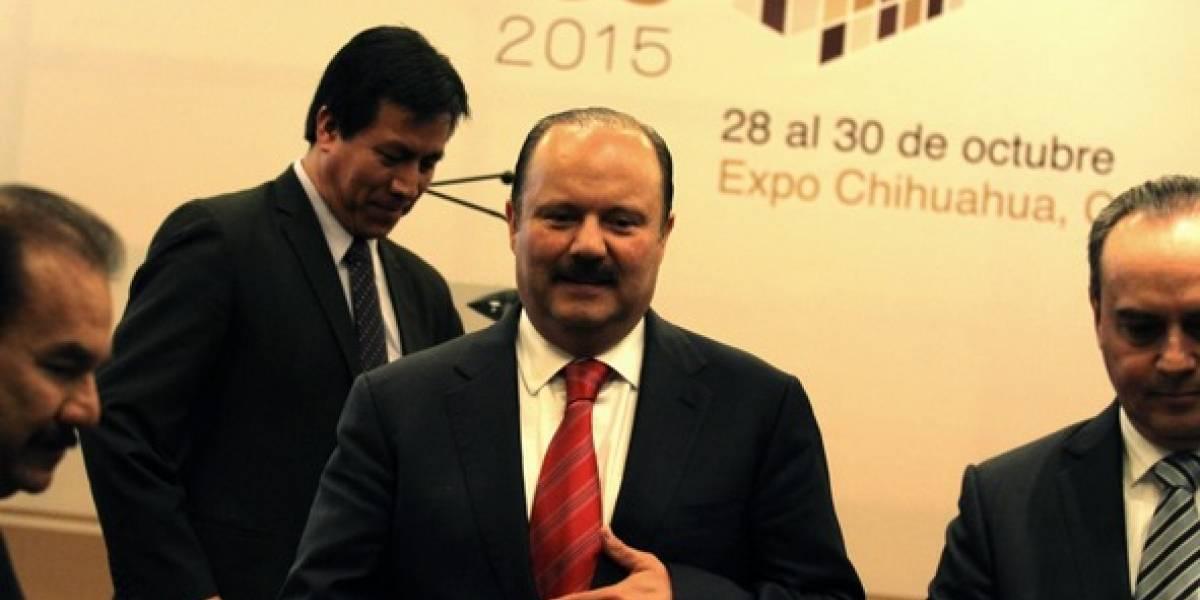 PGR no ejercerá acción penal contra César Duarte