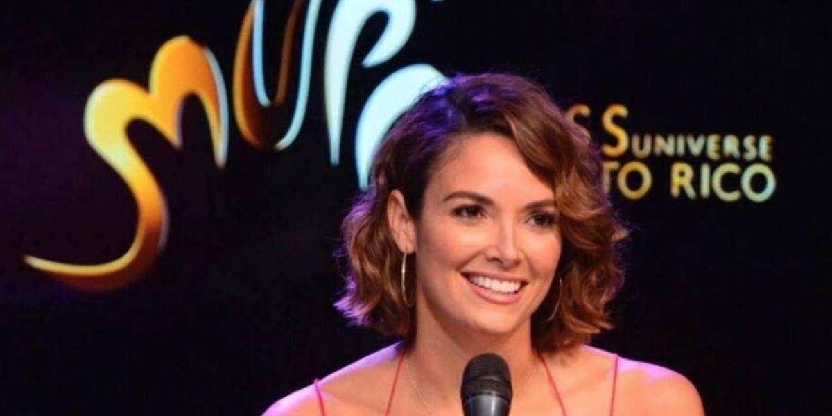 Cambio de corona en el Miss Universe Puerto Rico