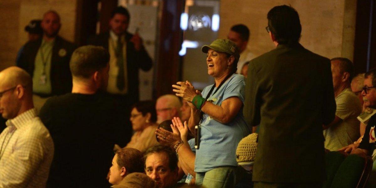 Servidores públicos PPD se oponen a reforma educativa