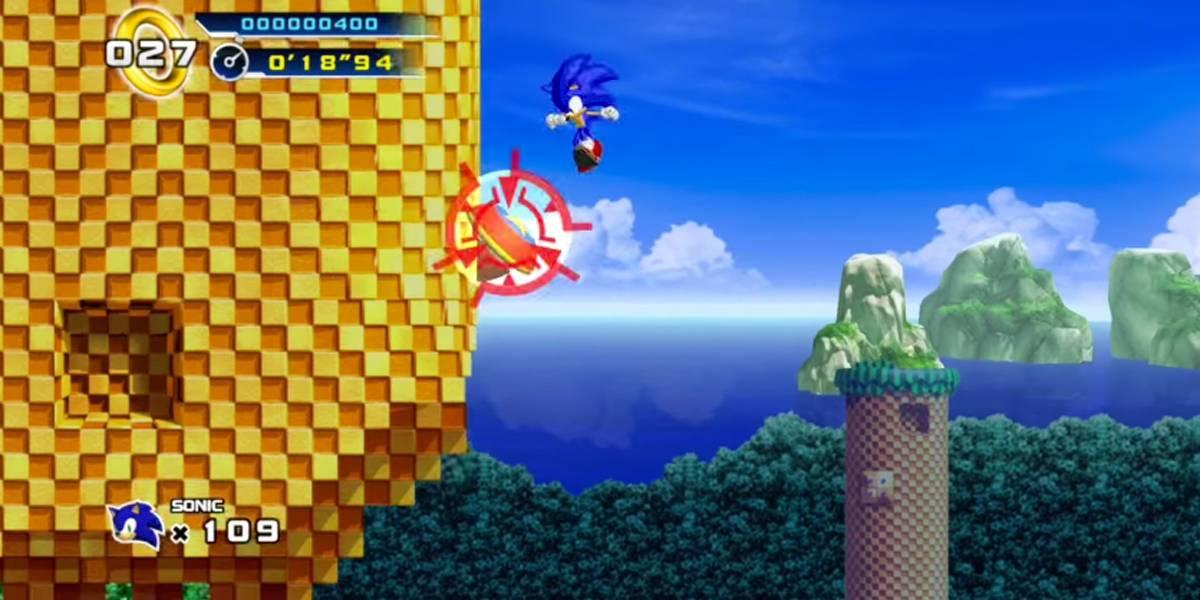 Jogos clássicos da Sega chegam ao PS4, Xbox One e PC
