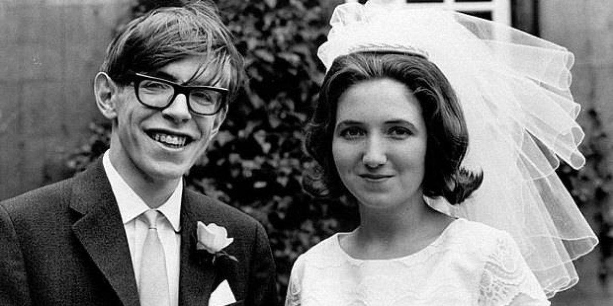 Al extremo que llegó Stephen Hawking para hacer feliz a su primera esposa