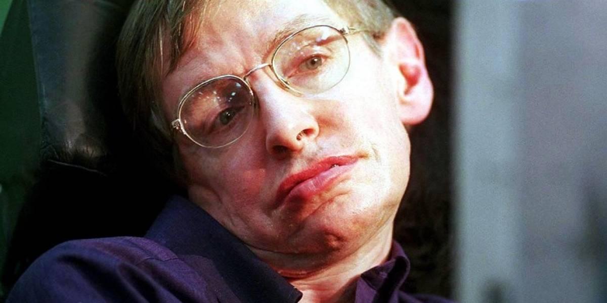 Muere el físico británico Stephen Hawking