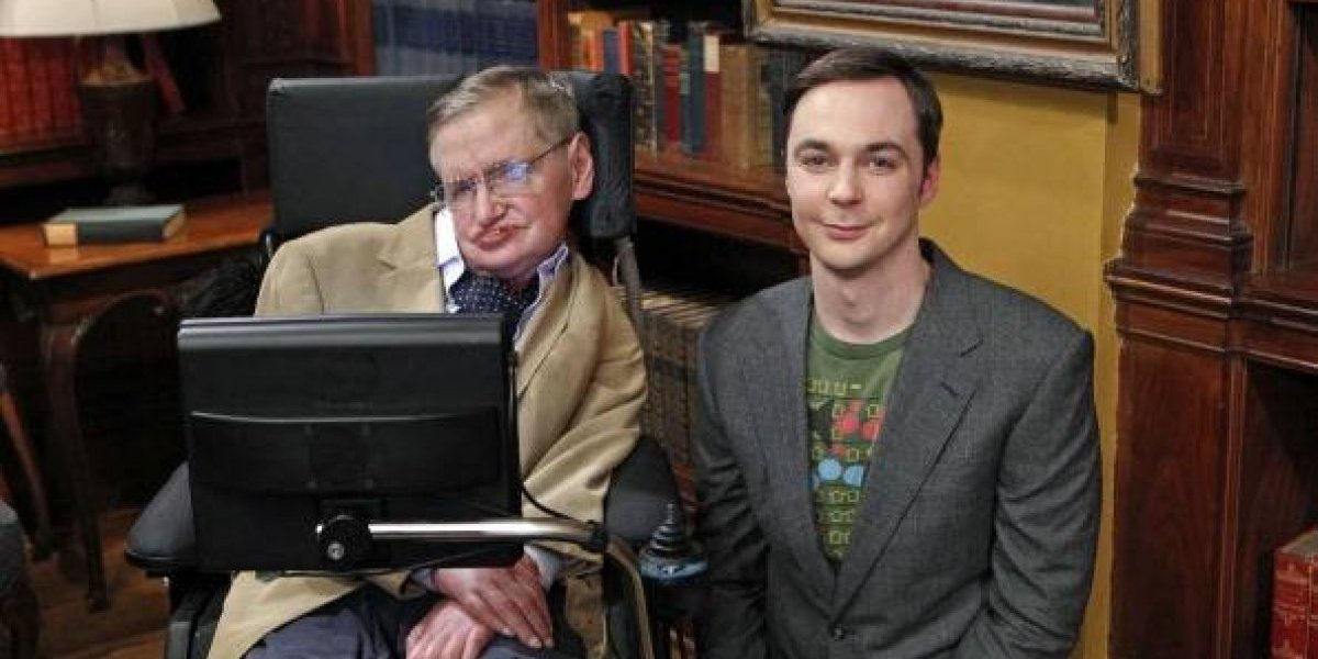"El elenco de ""The Big Bang Theory"" se despide de Stephen Hawking"