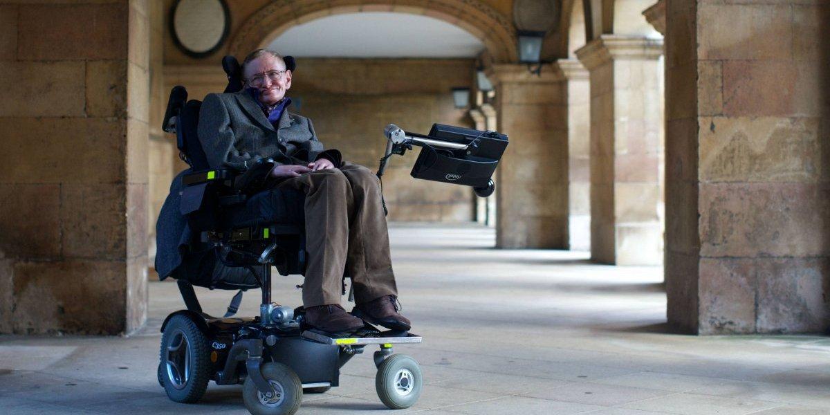 El carisma de Stephen Hawking lo llevo a participar en varias series y películas