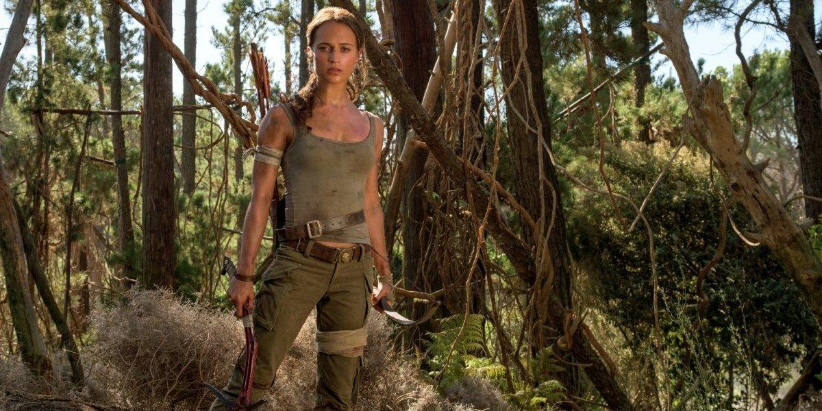 Alicia Vikander, del drama a la acción con Lara Croft