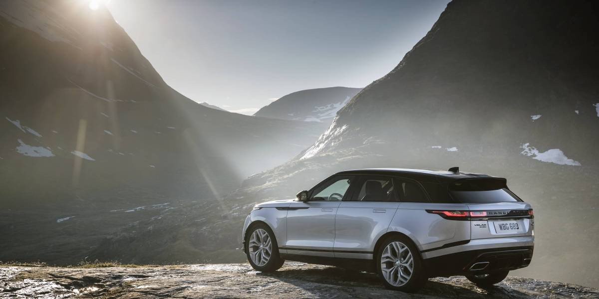 El Range Rover Velar acumula importantes nominaciones