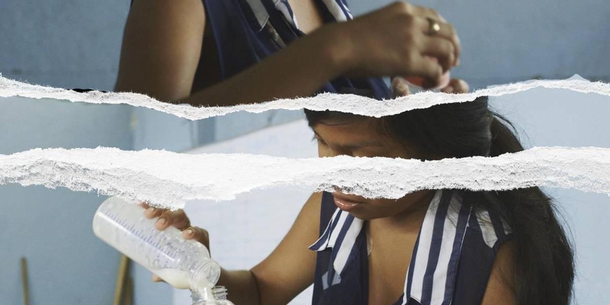 El escape de Ariza: madre a los 16 en un mundo de pandillas