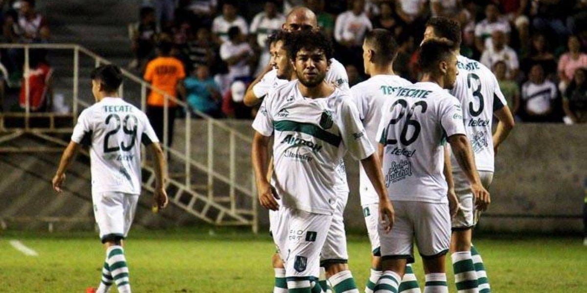 Zacatepec es el primer semifinalista de la Copa MX