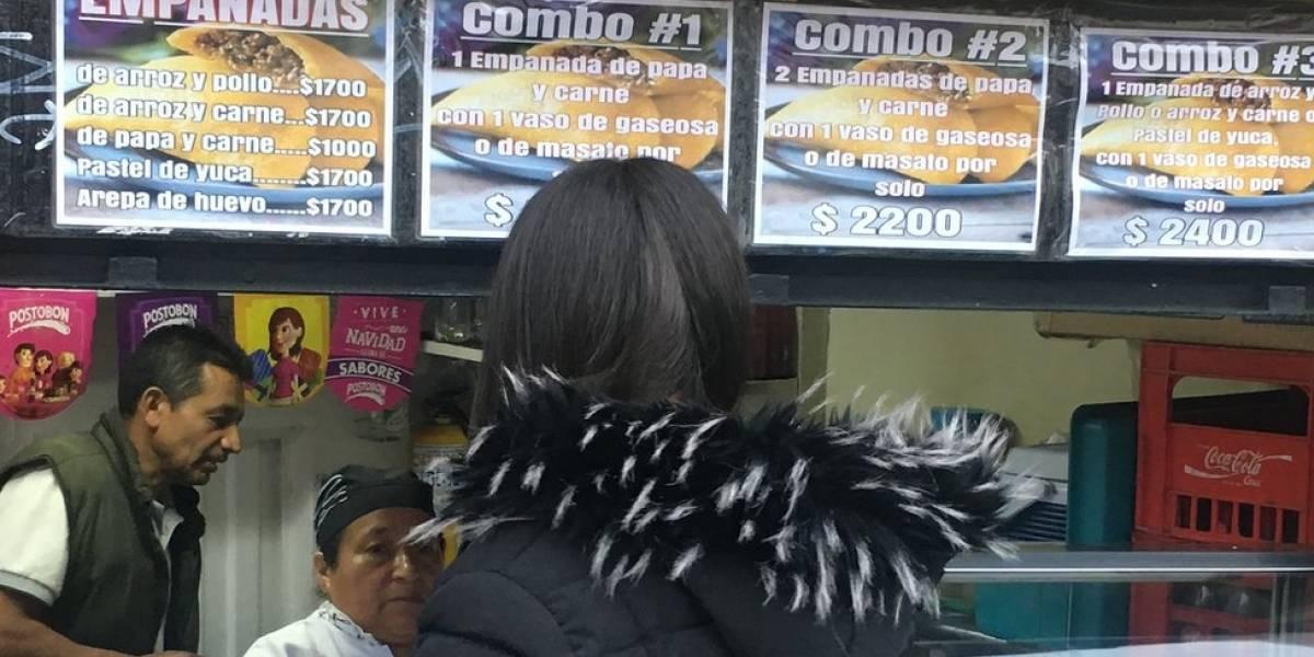 Universitario tuvo que pagar más de 800.000 pesos por una empanada