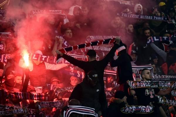 Violencia en el fútbol europeo