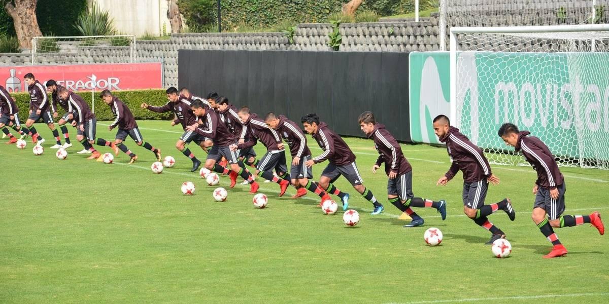 Se define el grupo del Tricolor en el Torneo Esperanzas de Toulon