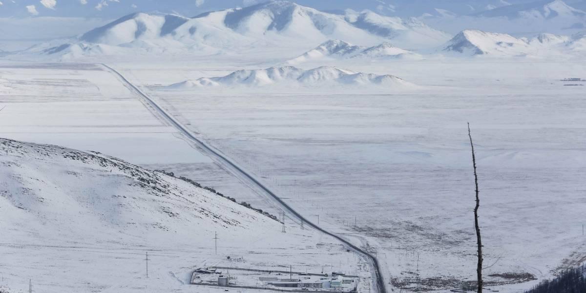 Avião derruba 3,5 toneladas de barras de ouro na Sibéria