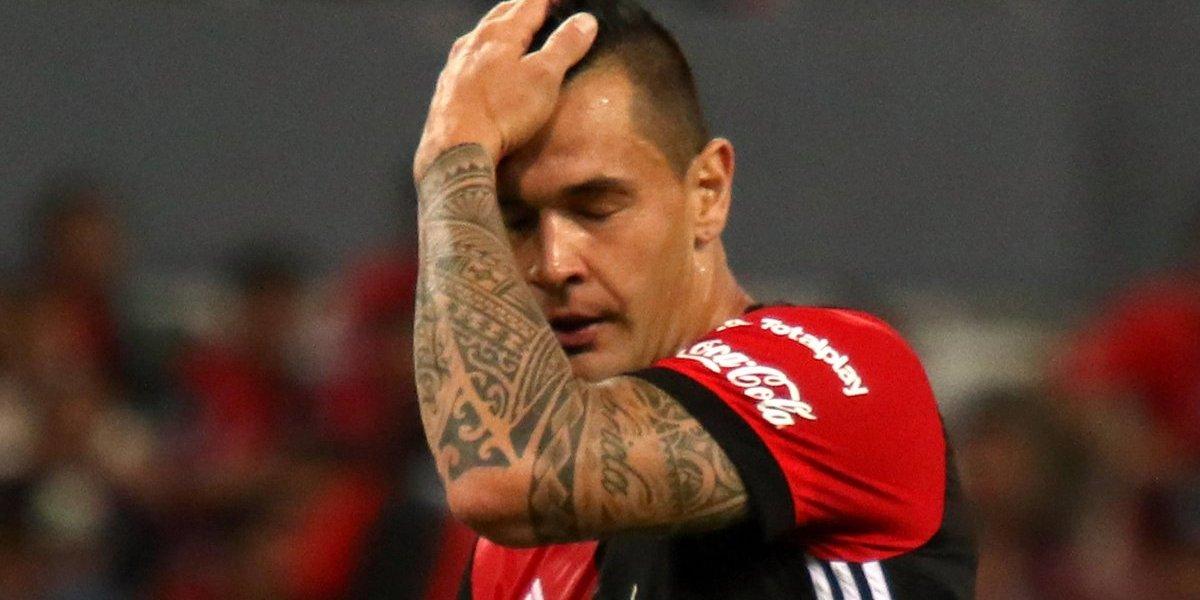 Atlas rescinde el contrato a Alexi Gómez por indisciplina
