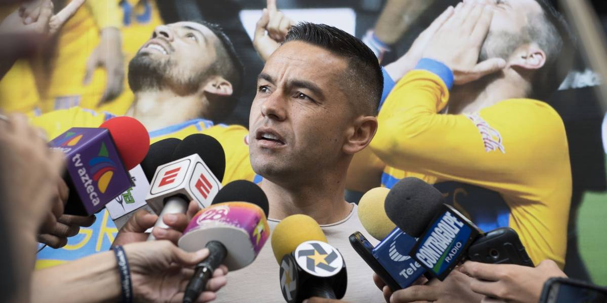 Juninho asegura que eliminación de 'Concachampions' no manchará a Tigres