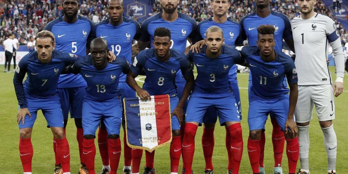 ¡Atención Perú! Francia presentó su lista de convocados para afrontar sus amistosos