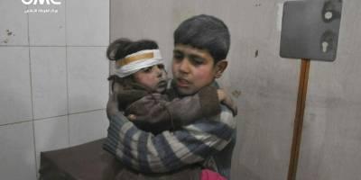 Guerra en Siria, 7 años