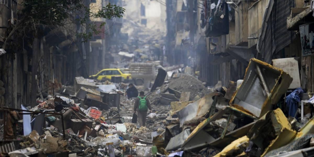Se cumplen 7 años de la cruenta guerra civil en Siria