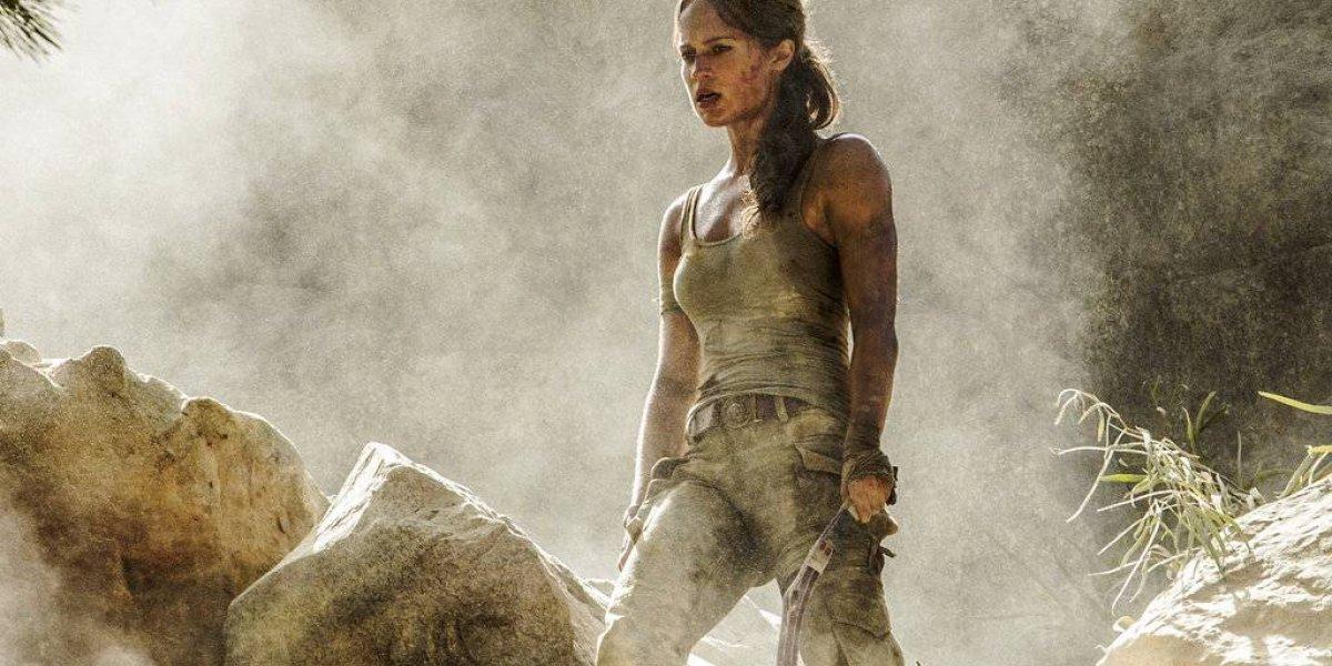 """Reseña: Con Alicia Vikander, """"Tomb Raider"""" no está mal"""