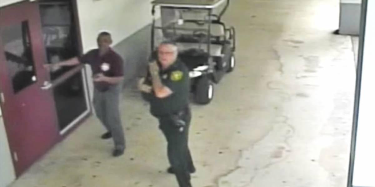 Video de la masacre en Florida demuestra que policía nunca enfrentó al atacante